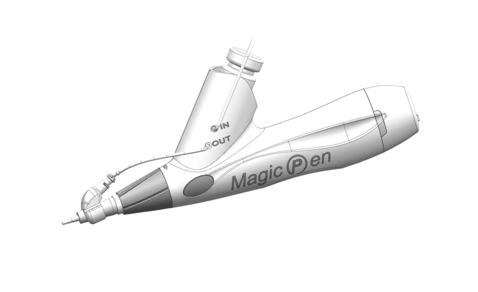 Magic Pen® - Апарат за премахване на татуировки